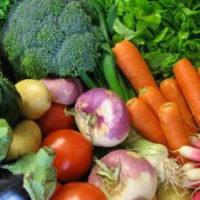 Les légumes cuisinés dans notre restaurant proche de Cherbourg sont BIO