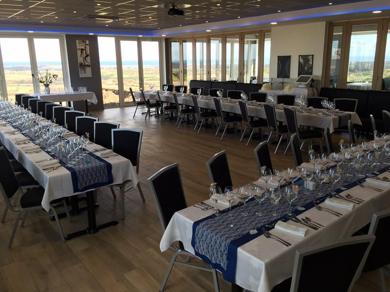 Repas d'association dans notre restaurant proche de Cherbourg