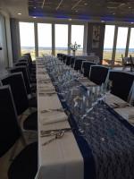 Repas de famille dans notre restaurant de Normandie