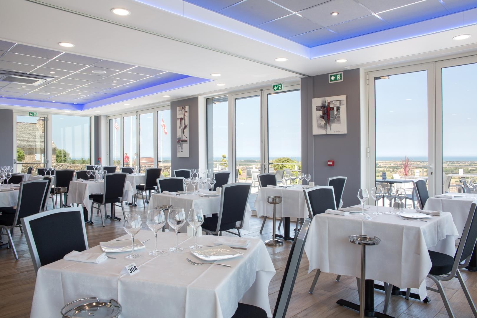 Salle du Panoramique, Restaurant Val de Saire