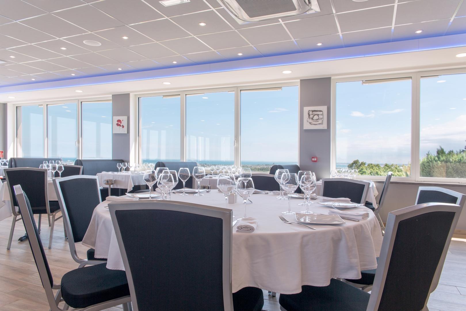 Salle du Panoramique, Restaurant Barfleur