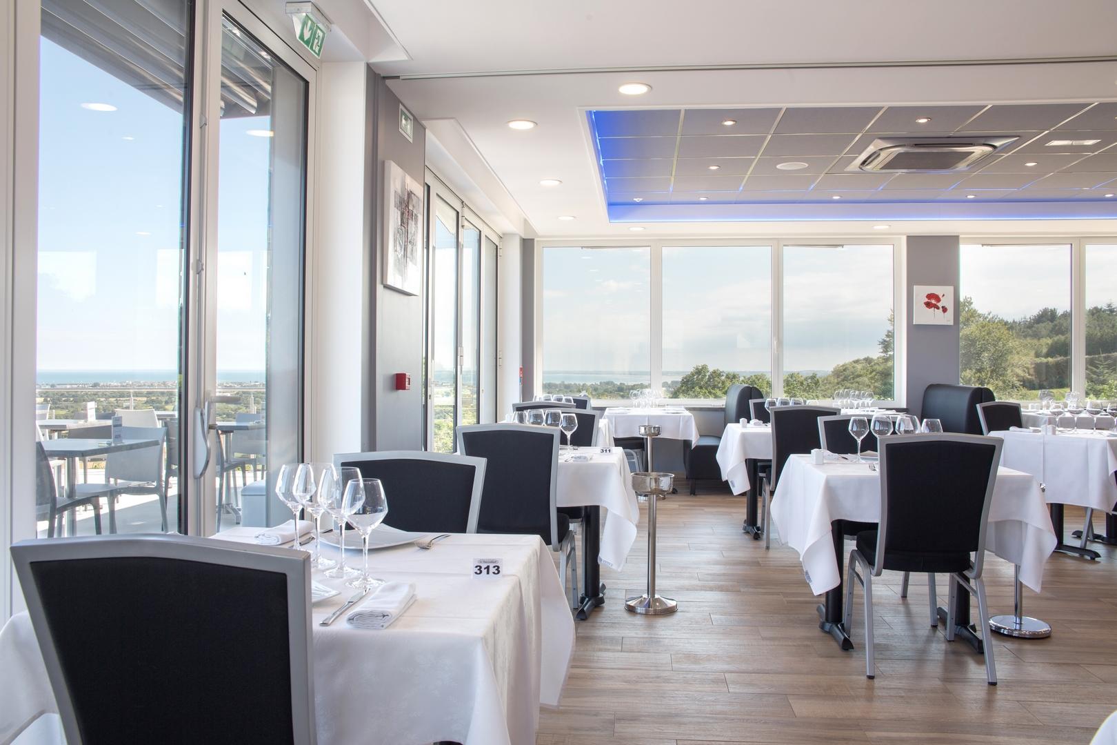 Salle du Panoramique, Restaurant Cherbourg